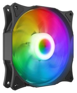 SilentiumPC přídavný ventilátor Stella HP ARGB 120PWM/ 120mm fan/ HBS/ ultratichý