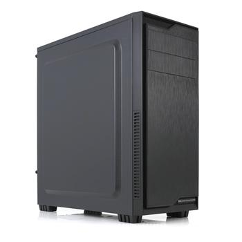 SilentiumPC Regnum RG1 Pure Black, USB 3.0, 120mm fan, čierna