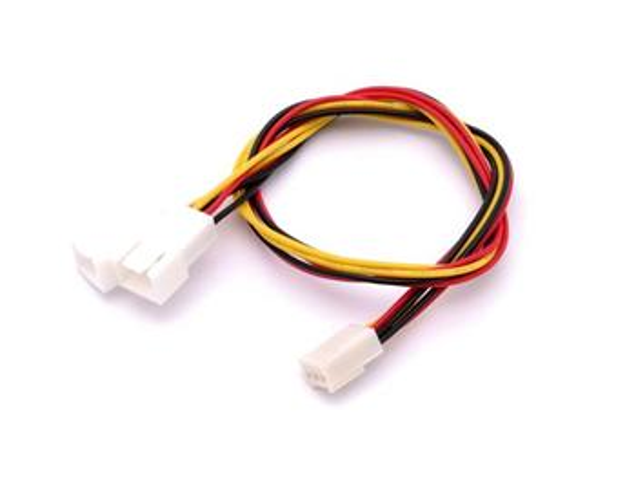 SilentiumPC Snake Adapter Splitter Y redukcia 3pin