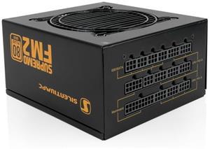 SilentiumPC Supremo FM2 Gold 650W modulárny