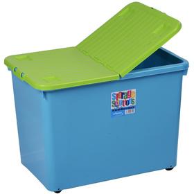 Skladovací box WHAM 12751 80l modrý