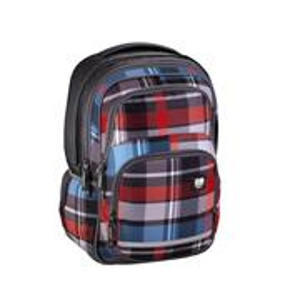 Školský ruksak All Out Blaby, Woody Grey