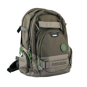 Školský ruksak Coocazoo CarryLarry2, Solid Woodsman