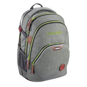 Školský ruksak Coocazoo EvverClevver2, Denim Grey, certifikát AGR