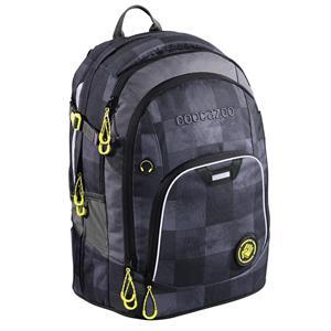 Školský ruksak Coocazoo Rayday,Mamor Check