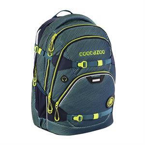 Školský ruksak Coocazoo ScaleRale, Freaka Sneaka Chameleon Blue, certifikát AGR