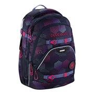 Školský ruksak coocazoo ScaleRale, Purple Illusion, certifikát AGR