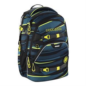 Školský ruksak Coocazoo ScaleRale, Wild Stripe, certifikát AGR