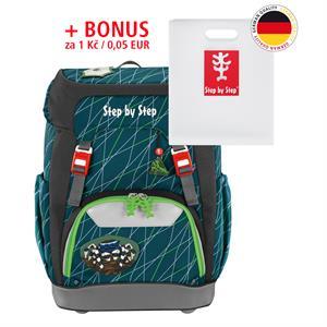 Školský ruksak Step by Step GRADE Pavúk + BONUS Dosky na zošity za 0,05 EUR