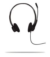 Slúchadlá s mikr. Logitech PC 860 Stereo Headset