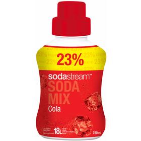 Sodastream Cola, sirup, 750ml