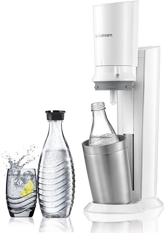 SODASTREAM CRYSTAL White, výrobník nápojov