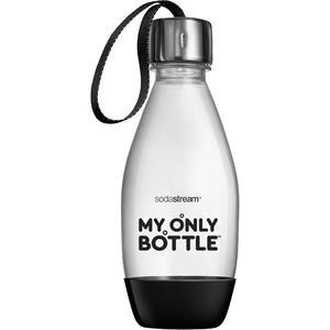 SodaStream fľaša 0,6l My Only Bottle, čierna