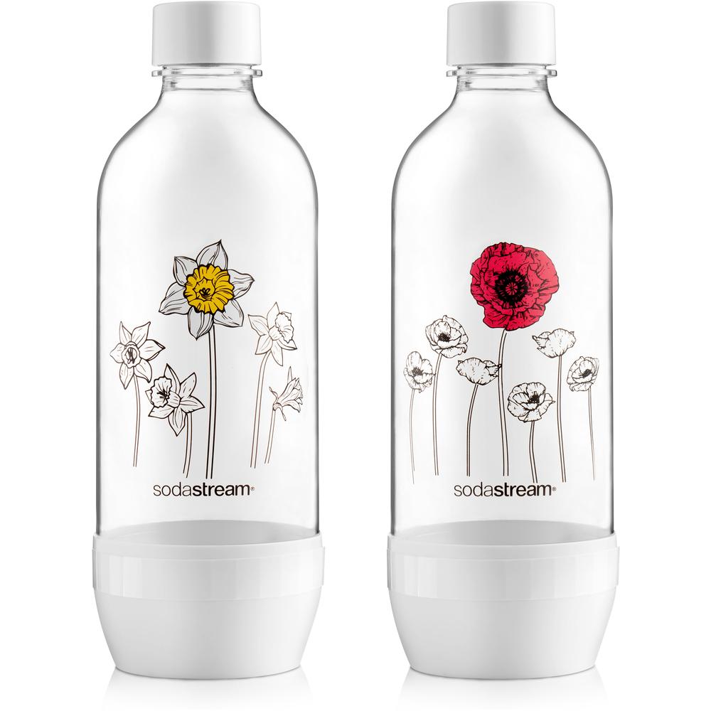 SODASTREAM fľaša Duo Pack KVETINY, 1l
