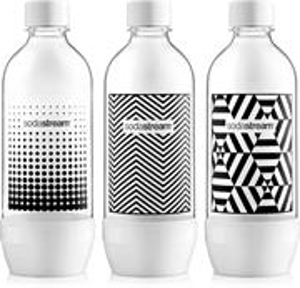 SODASTREAM fľaša TriPack Black & White, 1l