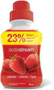 SODASTREAM JAHODA 750 ml sirup