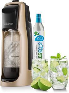 SodaStream JET Premium GOLD, výrobník nápojov