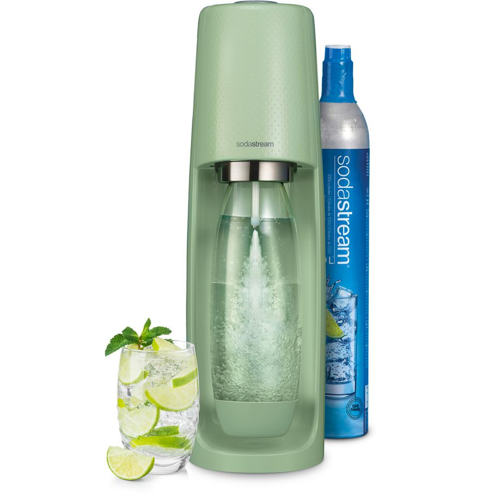 SodaStream SPIRIT Mint Green, výrobník nápojov