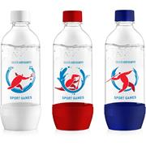 SodaStream TRIPACK 1l SPORT GAMES, 3x fľaša