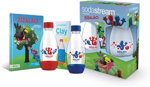 Sodastream Žížaláci, detské fľaše