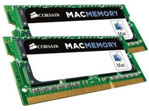 SODIMM DDR3 16GB (Kit 2x8GB) Corsair Mac Memory 1333MHz CL9 (pro Apple