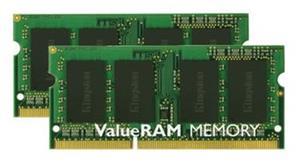 SODIMM DDR3 16GB (Kit 2x8GB) Kingston 1333Mhz CL9 (KVR13S9K2/16)