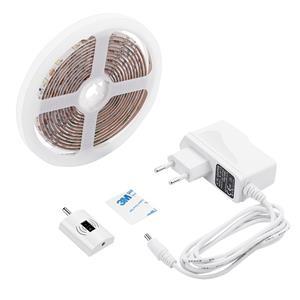 Solight LED stmievateľný pásik s bezdotykovým ovládaním, 3m, 180 LED, 4000K, IP65, 230V