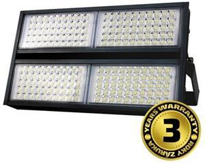 Solight LED vonkajší reflektor Pro+, 200W, 22000lm, 5000K, AC 230V, čierna