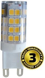 Solight WZ322, LED žiarovka G9, 3,5W, 3000K, 300lm