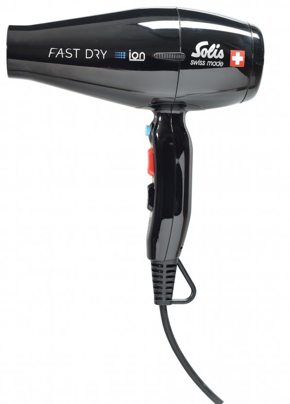 SOLIS 969.05 Fast Dry, sušič vlasov, čierny