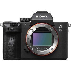 SONY Alfa 7 III fotoaparát, 24,3MPix - tělo