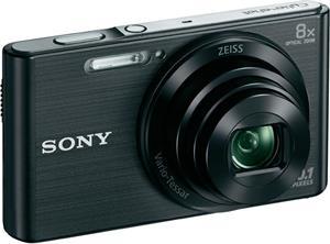 Sony Cyber-Shot DSC-W830, čierny