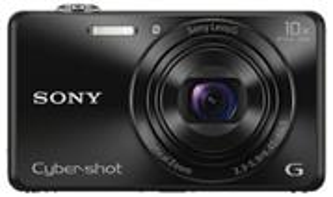 Sony DSC-WX220 černá,18,2Mpix,10xOZ,fullHD,WiFi
