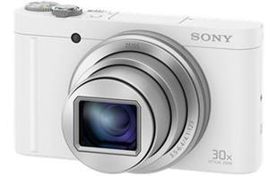 Sony DSC-WX500, biely