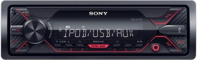 Sony DSX-A410BT, autorádio
