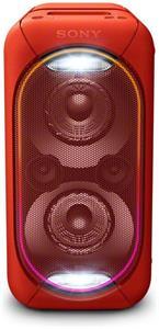 Sony Hi-Fi G-Tank GTK-XB60, červený