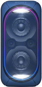Sony Hi-Fi G-Tank GTK-XB60, modrý