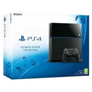 Sony PlayStation 4 1TB pro čierna