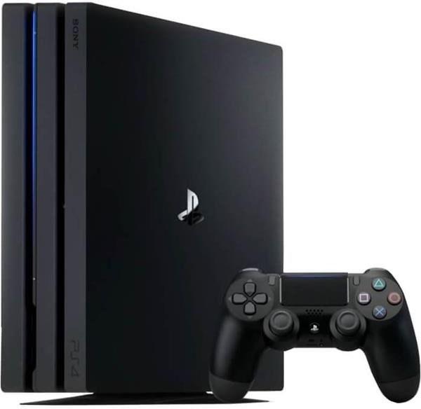 Sony PlayStation 4 Pro, 1TB, čierna