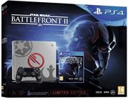 Sony PlayStation 4 Slim, 1TB + StarWars: BattleFrtont II