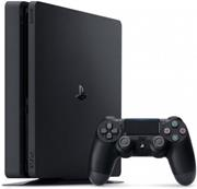 Sony PlayStation 4 Slim, 500GB, čierna