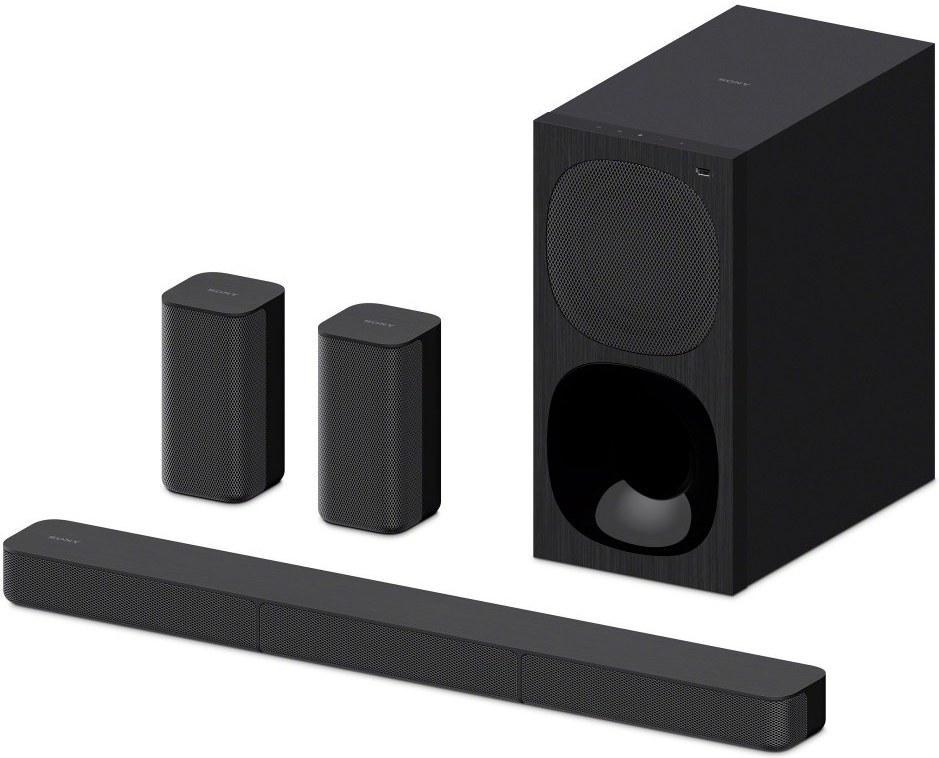 Sony Soundbar HT-S20R, 5.1k, BT, čierny