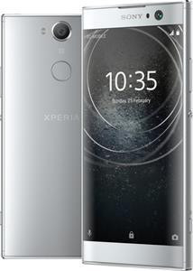 Sony Xperia XA2, dual SIM, strieborný