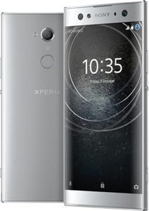 Sony Xperia XA2 Ultra, dual SIM, strieborný