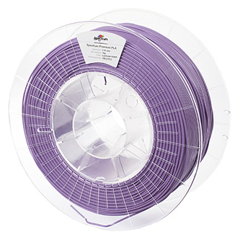 Spectrum 3D filament, Premium PLA, 1,75mm, 1000g, lavender violett