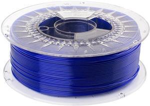 SPECTRUM PET-G filament, transparentná modrá, 1,75mm