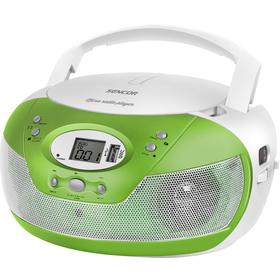 SPT 229 GN rádio s CD/MP3/USB SENCOR