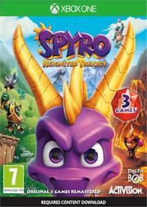 Spyro Trilogy Reignited (XOne)