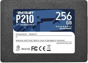 SSD 256GB PATRIOT P210