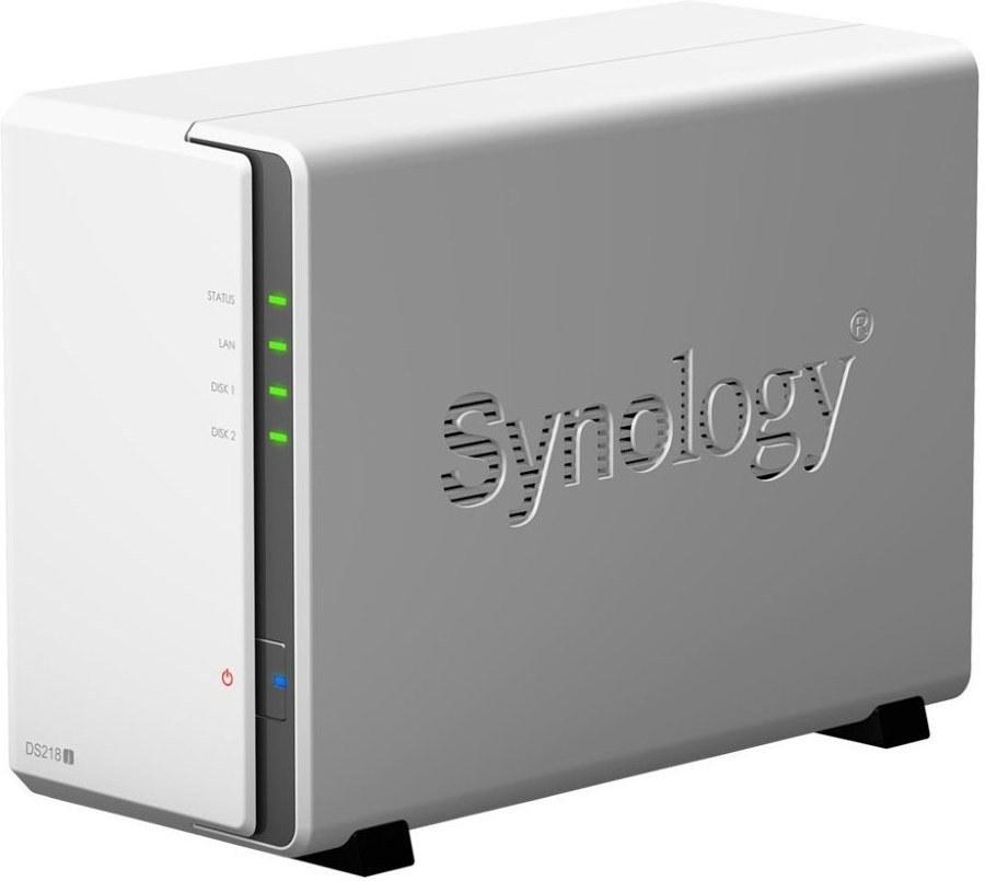 Synology DS218j Disk Station